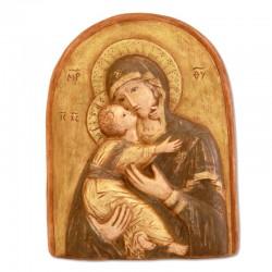 Matka Božia Vladimírska - s...