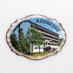 Farebná magnetka RODINKOVO II.