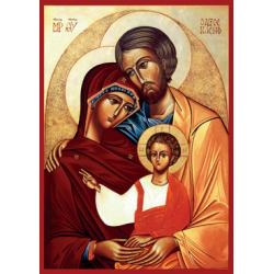 Ikona svätej Rodiny