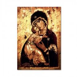 Ikona Panna Mária Vladimírska