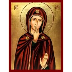 Ikona Panna Mária Matka Ticha