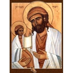 Ikona Sv. Jozefa III.