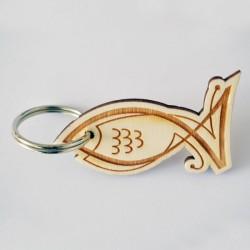 Prívesok na kľúče Rybka,...